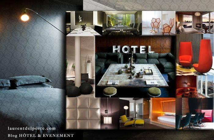 Carnet d'inspiration : des Hôtels Design