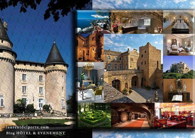 Carnet d'inspiration : Les hôtels Relais & Châteaux