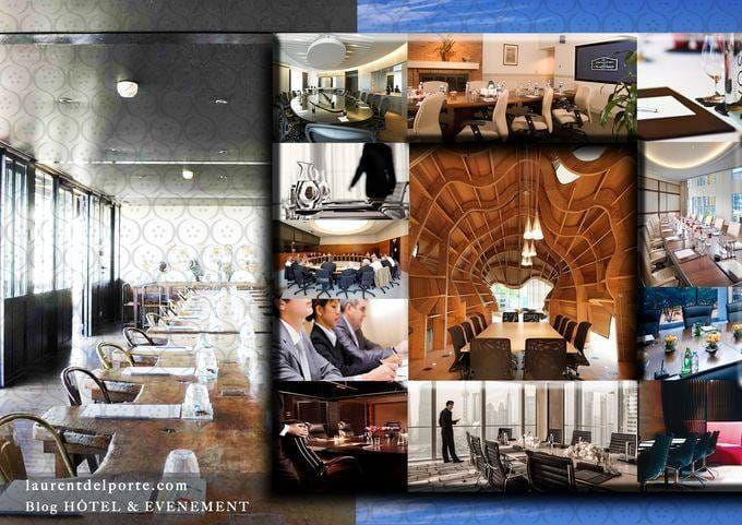 Carnet d'inspiration : les salles de réunion