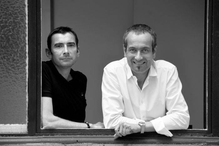 Rencontre avec Nicolas Adnet & Marc Hertrich