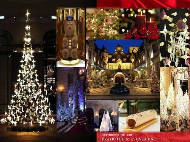 #AE1D26 Noël à L'hôtel : Carnet D'inspiration LOUIS Event 6433 décoration noel hotel 2999x2249 px @ aertt.com