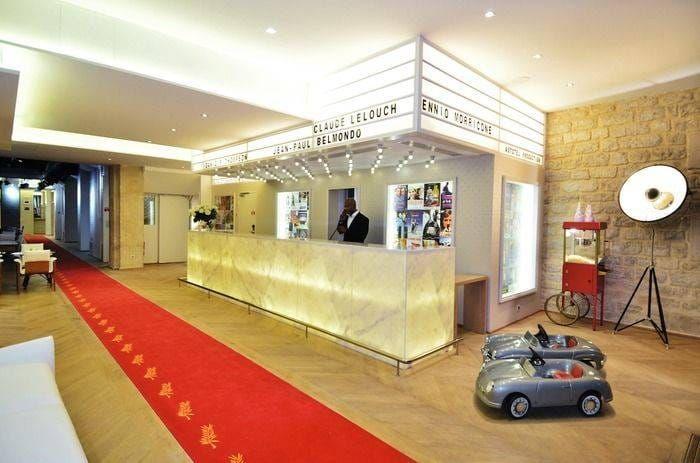 Rencontre avec Serge Cachan «Etre ailleurs que chez soi» avec l'hôtel 123 Sebastopol
