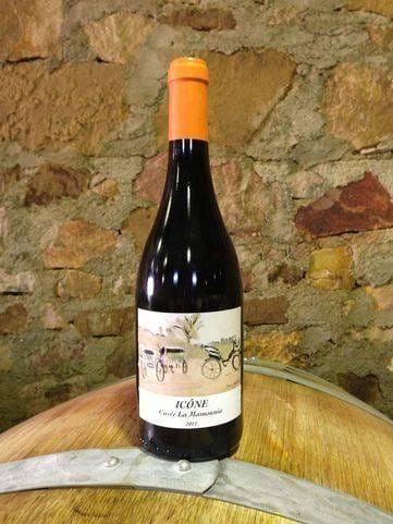 Hôtel La Mamounia : le vin » Icône «
