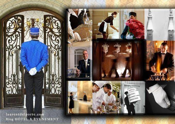 Métiers de l'hôtellerie : Carnet d'inspiration