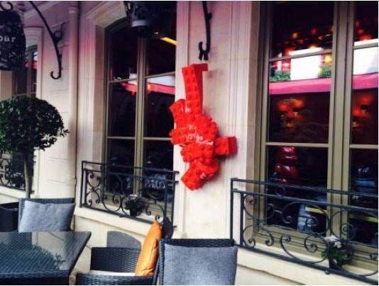 FIAC 2016: L'art Contemporain et l'hôtellerie de luxe