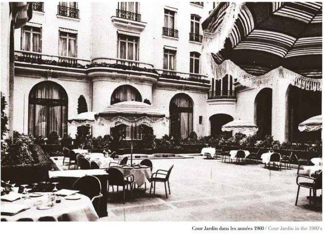 100 years of history at plaza ath n e laurent delporte - Renovation plaza athenee ...