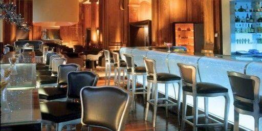 Ancien bar Plaza