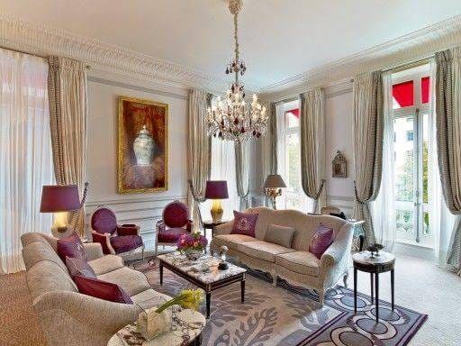 Plaza Athenee Suite Prestige