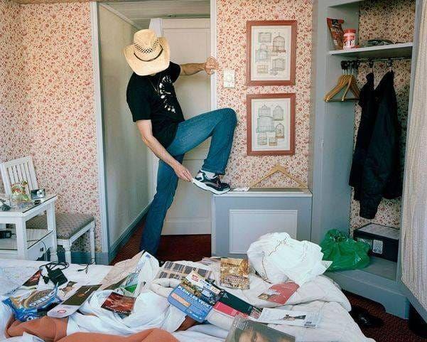 Arnaud Chambon pour Photo d'hôtel, photo d'auteur