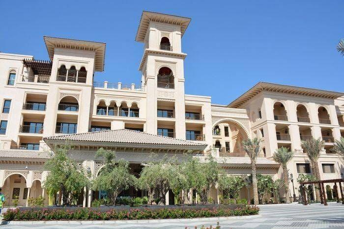 Hôtel FourSeasons Dubaï