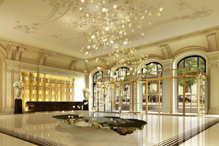 Rencontre avec nicolas b liard autour du peninsula paris for Design hotel paris 14