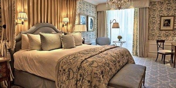 Le george v paris vu d 39 une autre mani re - Hotel georges v paris prix chambre ...