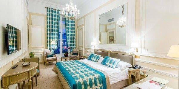 chambre hotel du palais