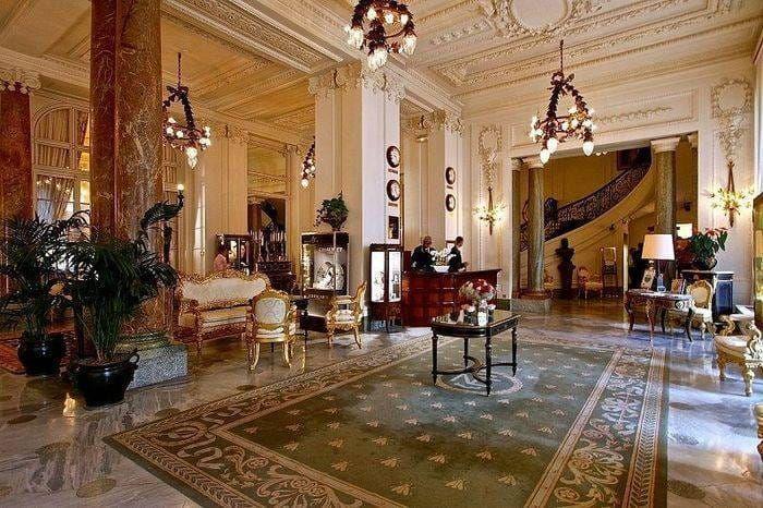 L 39 h tel du palais palace vu sous un nouvel angle - Prix chambre hotel du palais biarritz ...