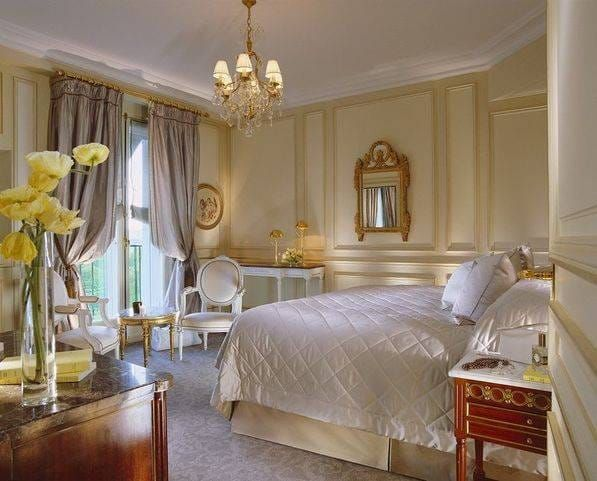 Le meurice vu par laurent delporte for Chambre france