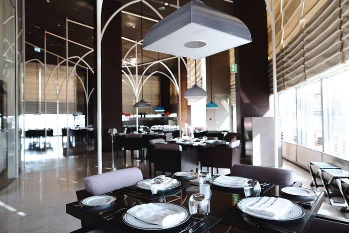 Armani hotel duba laurent delporte for Armani hotel dubai design