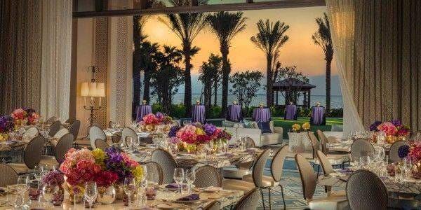 Four seasons Dubai event Laurent Delporte