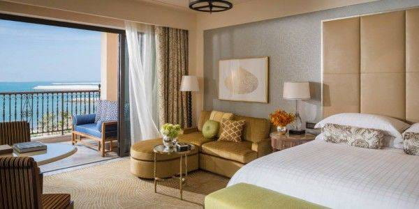 Four seasons Dubai room Laurent Delporte