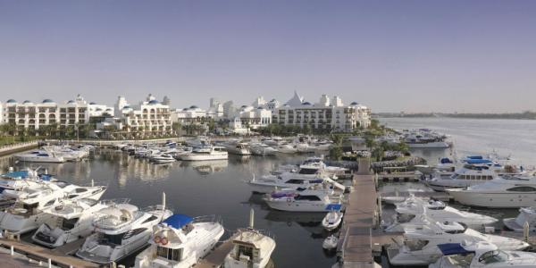 Hotel PArk Hyatt Dubai Laurent Delporte