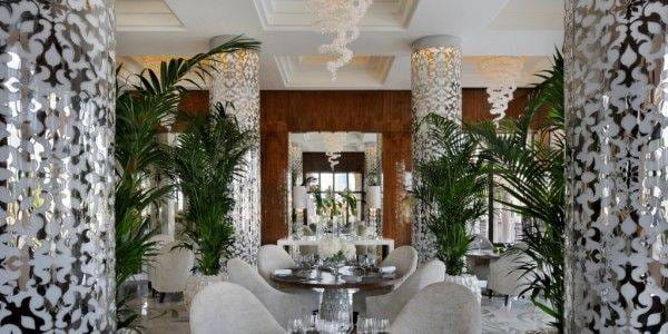 One&Only The Palm, Dubai – ZEST restaurant