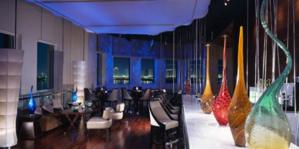 Park Hyatt Dubai Bar Laurent Delporte