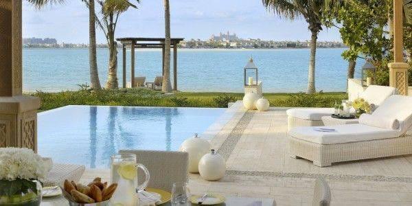 Villa Outdoor Terrace