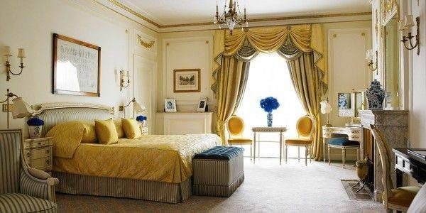 junior suite chambre the ritz