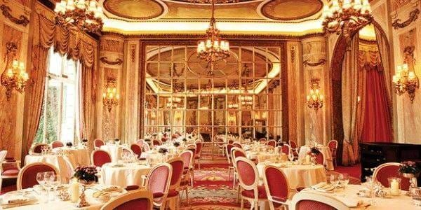 restaurant the ritz