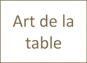 Fournisseurs hôtellerie : art de la table