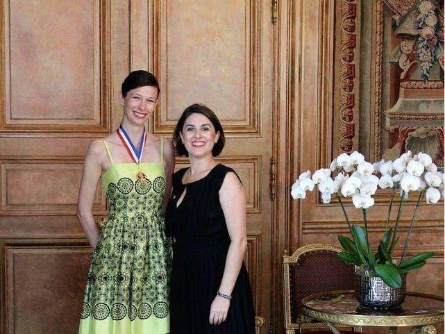 Meilleur Ouvrier de France Réceptionniste