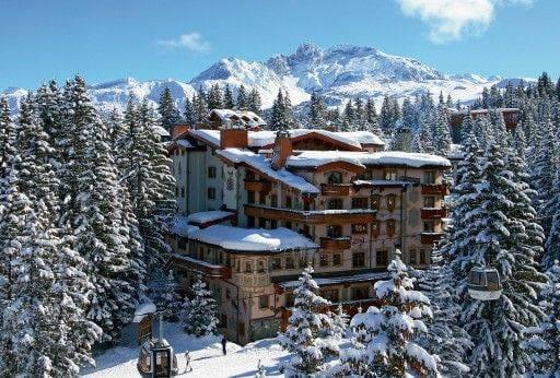 Hotel Montagne