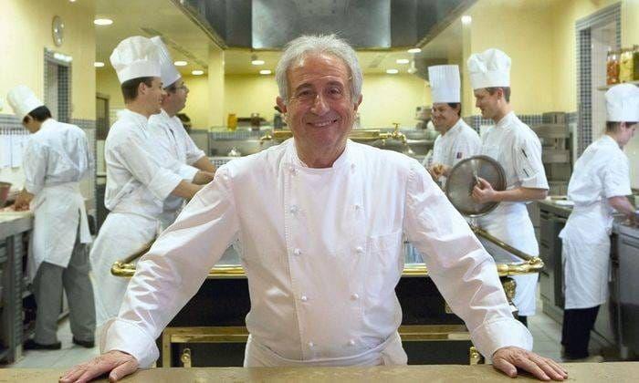 Michel Guérard, chef étoilé
