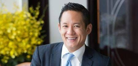 Robert Cheng, directeur marketing Peninsula hotels