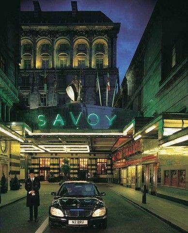 SAVOY Londres