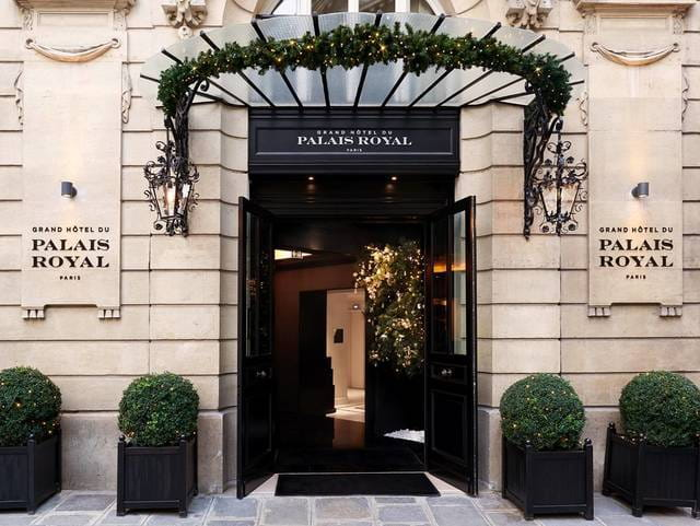 L'Art de recevoir au Grand Hôtel du Palais Royal by Léna Le Goff