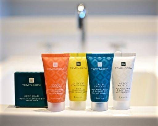 Templespa amenities