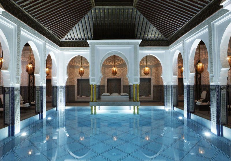 Hôtel la Mamounia, Marrakech
