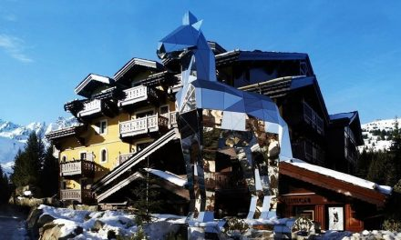Le Cheval Blanc, Courchevel