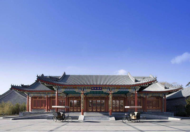 Aman at Summer Palace,Beijing