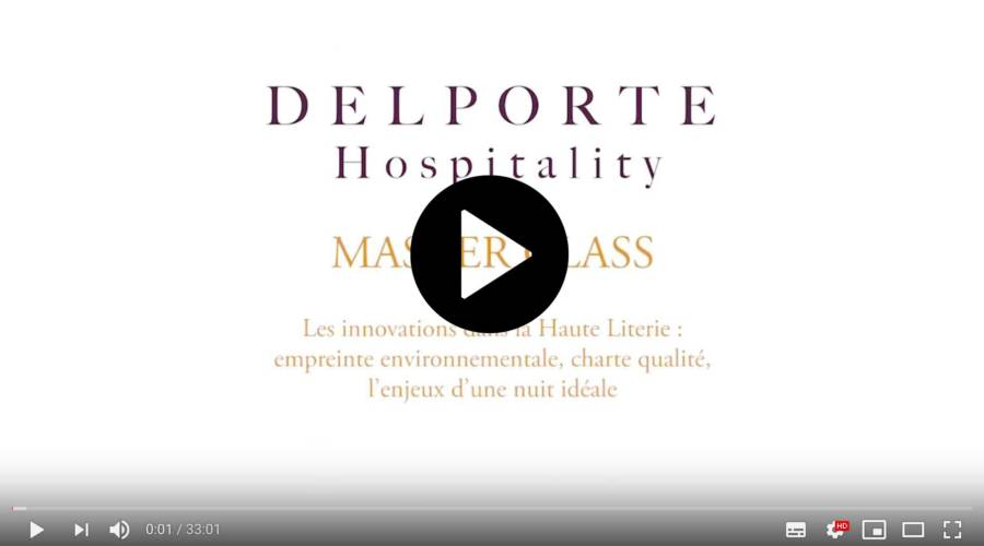 Video - Laurent Delporte